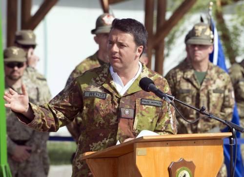 """Gli Usa strigliano Renzi: """"Più azioni militari contro Isis"""""""