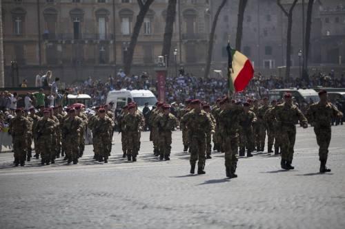 """Se la parata militare diventa una """"sfilata"""""""