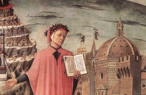 """Omofobo, """"hater"""", misogino Dante si merita il Purgatorio"""