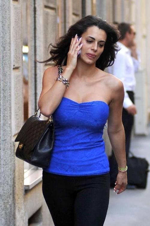 Cristina Del Basso: i selfie hot fanno impazzire Facebook 16
