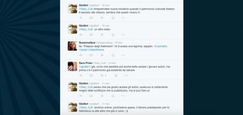 Dario Franceschini contestato su Twitter 4