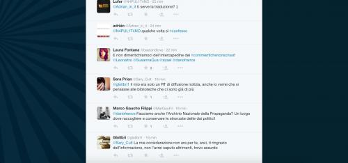 Dario Franceschini contestato su Twitter 2