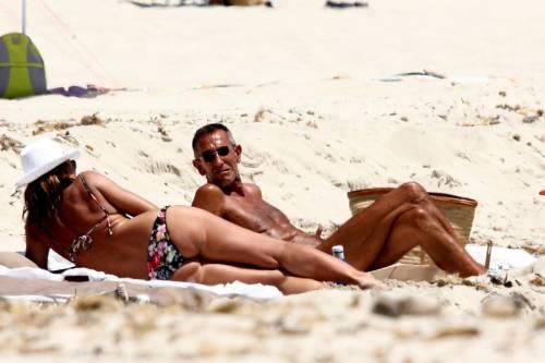 Il topless di Cristina Parodi a Formentera 12