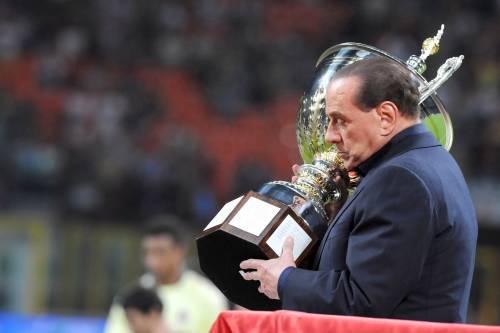 "Berlusconi: ""Se il 13 salta cessione mi riprenderò il Milan"""