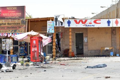 Egitto, kamikaze in azione a Luxor