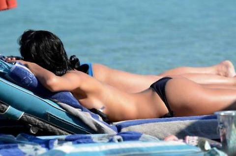 Federica Nargi, bomba sexy a Mykonos 8