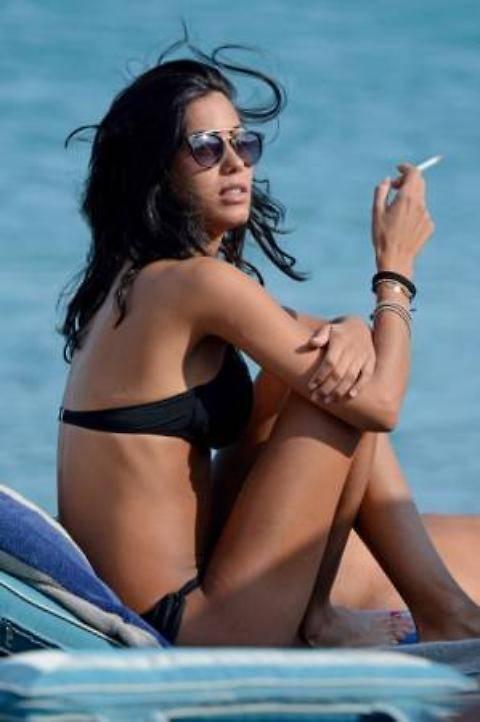 Federica Nargi, bomba sexy a Mykonos 2