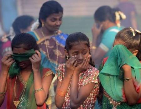 Orrore in India: stuprata bambina di tre anni