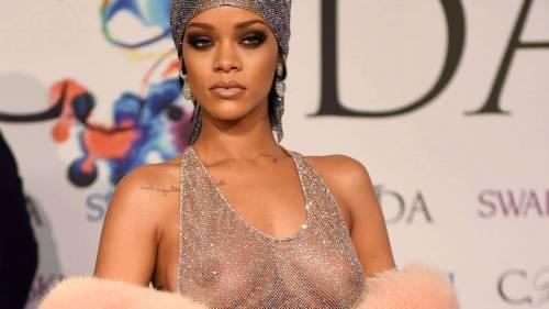 Rihanna e Benzema a cena insieme: voci sul loro amore