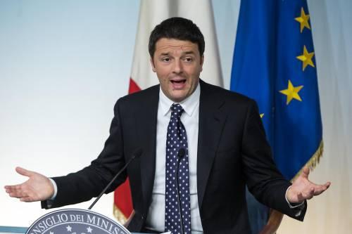 Renzi minaccia Grasso ma Mattarella s'infuria e lo obbliga al dietrofront