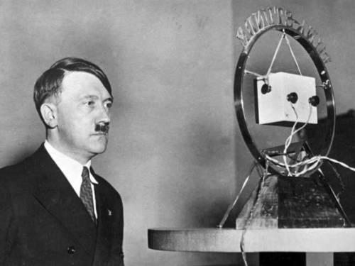 Da Topolino a King Kong: Hitler drogato di cinema