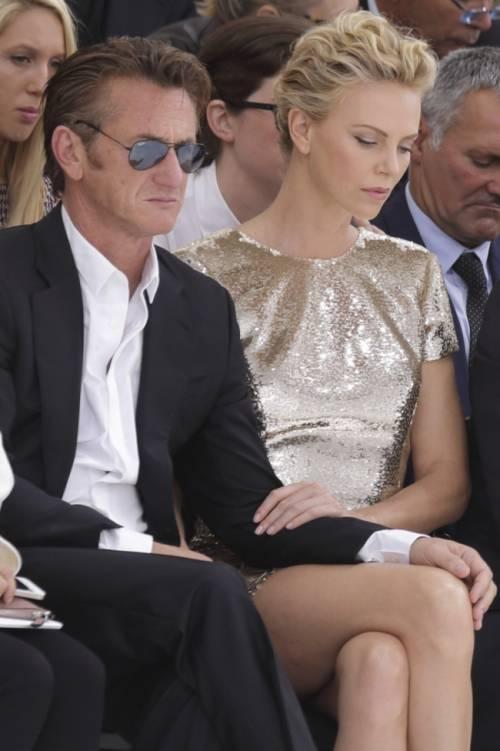 Charlize Theron e Sean Penn, fine di un amore 19