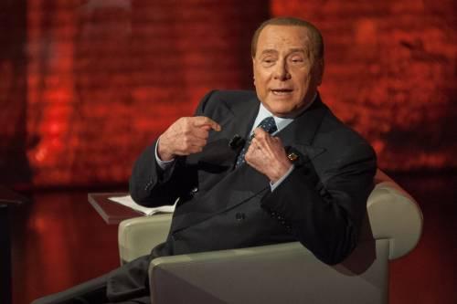 """Berlusconi incita i suoi: """"Si apriranno praterie"""""""