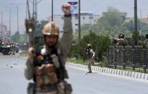 Sotto attacco a Kabul 2