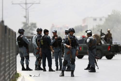 Sotto attacco a Kabul 6