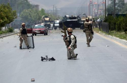 Sotto attacco a Kabul 5