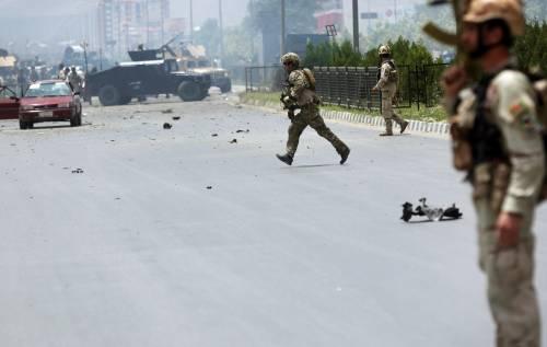 Sotto attacco a Kabul 3