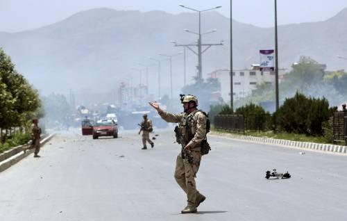Sotto attacco a Kabul 4