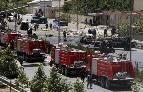 Sotto attacco a Kabul 1