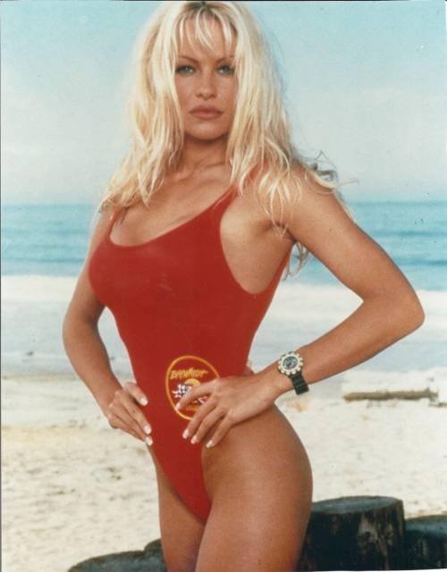 Pamela Anderson sexy e impegnata 7