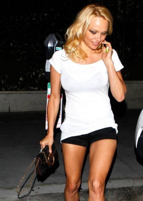 Pamela Anderson sexy e impegnata 13