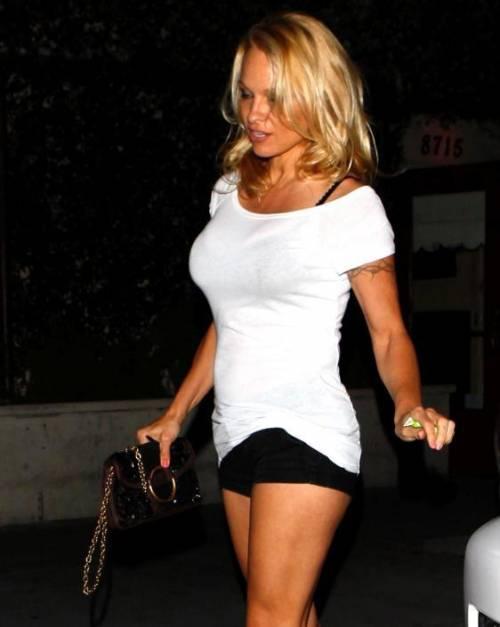 Pamela Anderson sexy e impegnata 16
