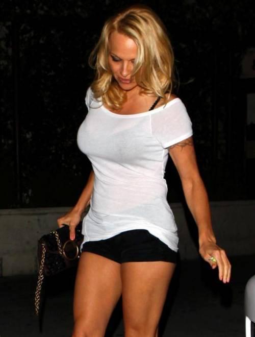 Pamela Anderson sexy e impegnata 21