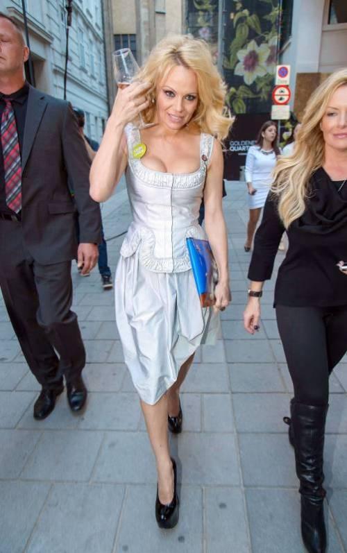 Pamela Anderson sexy e impegnata 28