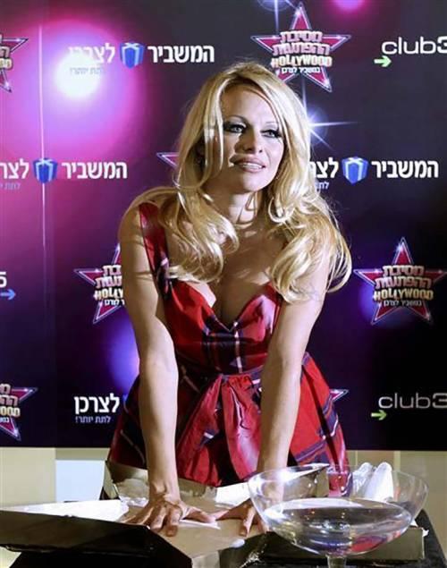 Pamela Anderson sexy e impegnata 37
