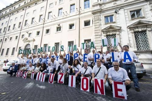 La Consulta salva Renzi sugli stipendi degli statali