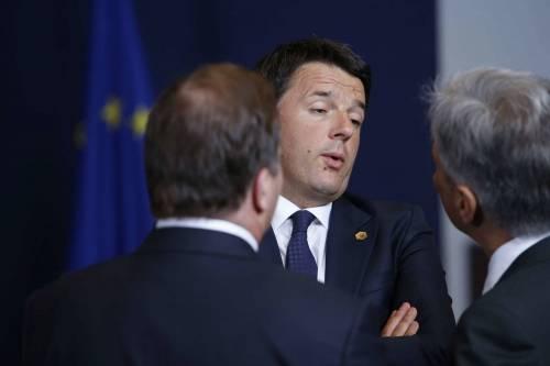"""Referendum in Grecia, Renzi: """"Non è derby Tispras-Ue ma euro contro dracma"""""""