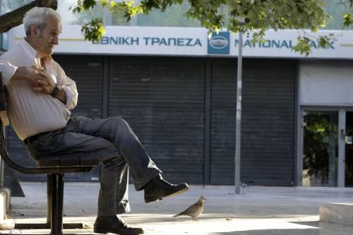 Vita ad Atene: pochi soldi in tasca e cibo razionato