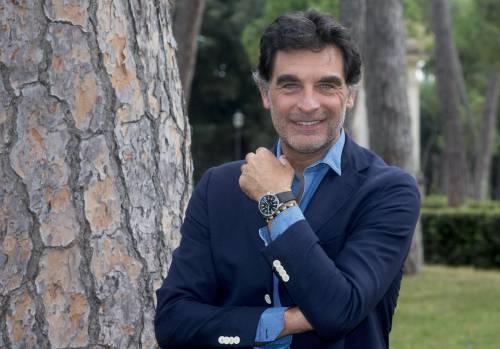 """Tiberio Timperi: """"Sanzionato per la bestemmia. La Rete? Una cloaca"""""""