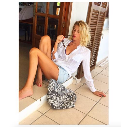 Alessia Marcuzzi bellezza esplosiva su Instagram 2