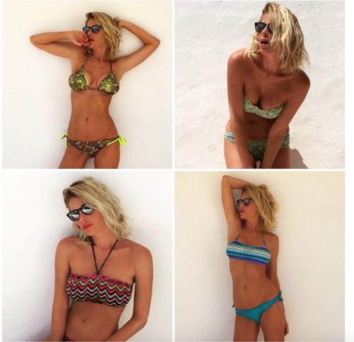 Alessia Marcuzzi bellezza esplosiva su Instagram 4