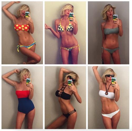 Alessia Marcuzzi bellezza esplosiva su Instagram 7