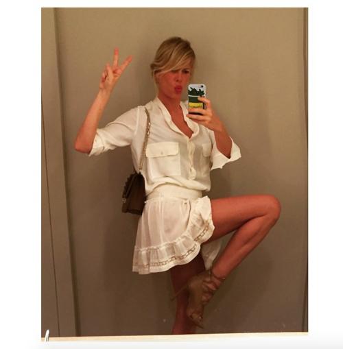 Alessia Marcuzzi bellezza esplosiva su Instagram 12