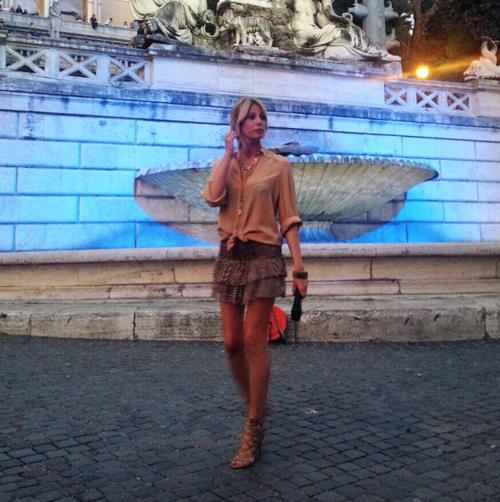 Alessia Marcuzzi bellezza esplosiva su Instagram 18