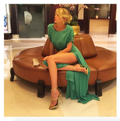 Alessia Marcuzzi bellezza esplosiva su Instagram 21