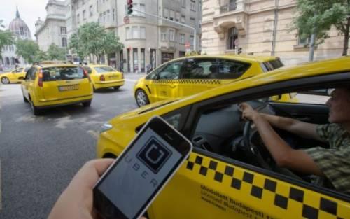 Francia, polizia ferma i due capi di UberPop