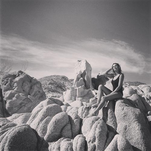 Elisabetta Canalis tra pubblico e privato su Instagram 9