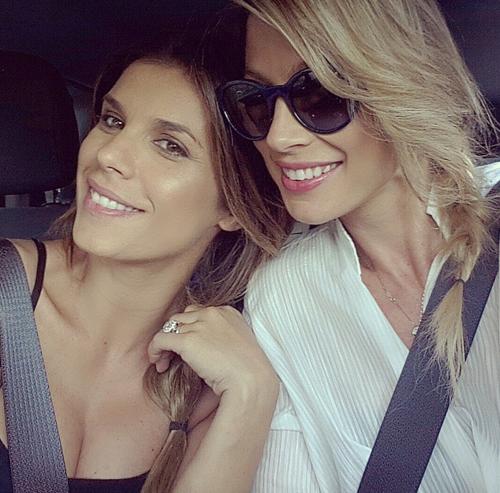 Elisabetta Canalis tra pubblico e privato su Instagram 23