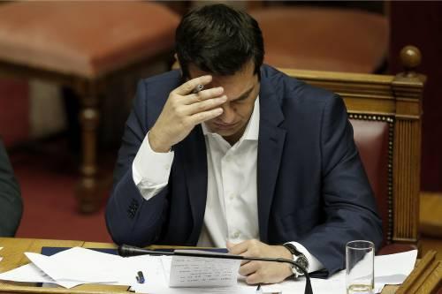 Oggi scade la rata del Fmi: la Grecia più vicina al default