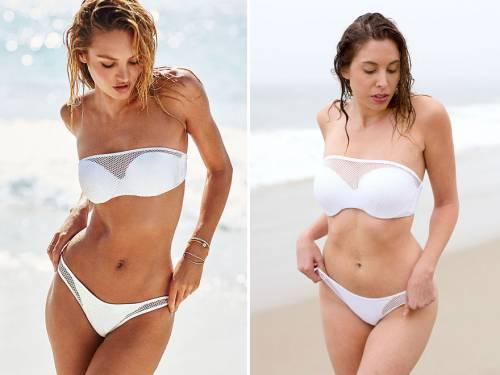 Victoria's Secret tra curvy e magre 6