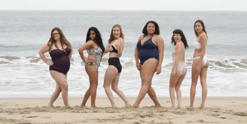 Victoria's Secret tra curvy e magre 8