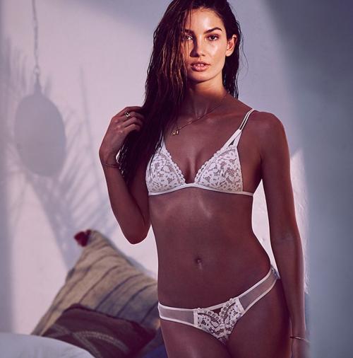 Victoria's Secret tra curvy e magre 27