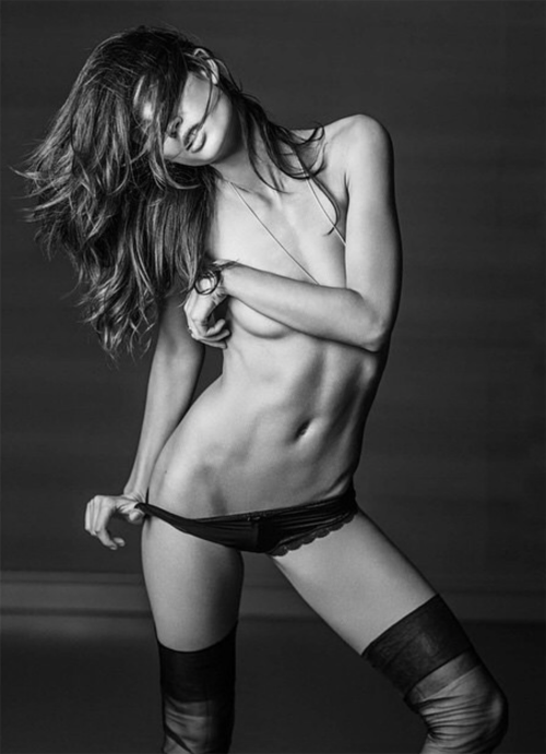 Victoria's Secret tra curvy e magre 36