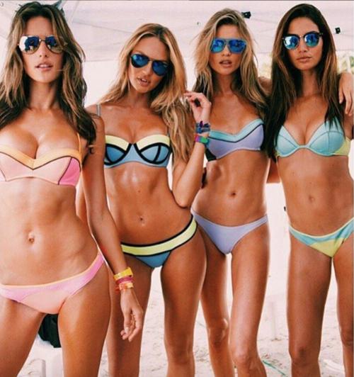 Victoria's Secret tra curvy e magre 44