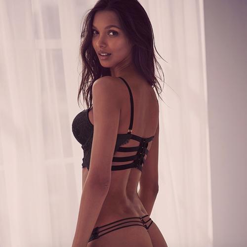 Victoria's Secret tra curvy e magre 43