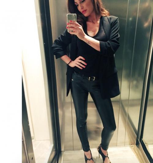 Anna Tatangelo su Instagram 15
